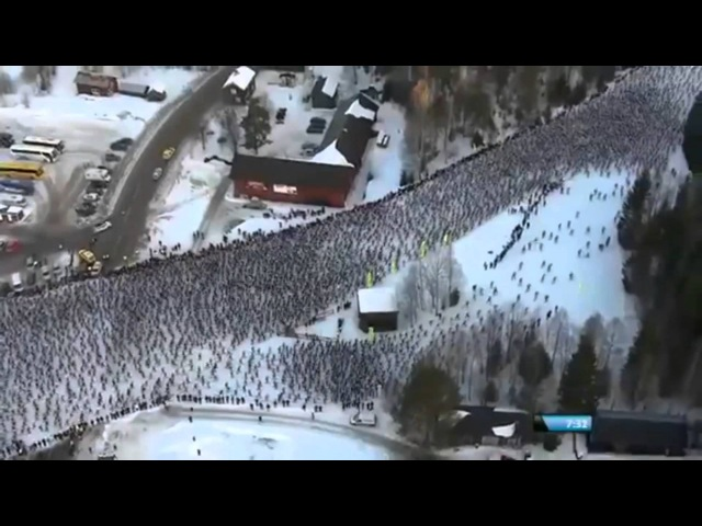 Vasaloppet ski marathon