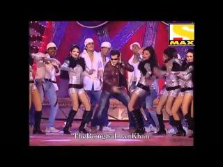 Salman Khan rocking performance - 20th February 2011 - Exclusive **HD Video**