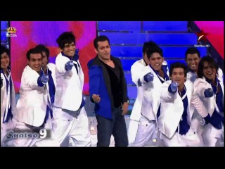 Salman Khan 2011 Stage Performances (Big Star entertainment)