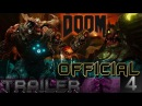 Official Trailer / Трейлер Doom 4. Возвращение легенды.