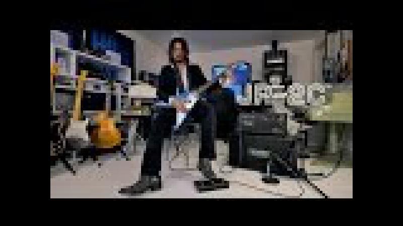 MESA/Boogie John Petrucci Signature JP-2C – ROCK Playthrough
