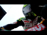 Check out some of the most awesome wobbles and scary crashes of 2016 MotoGP!