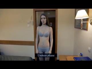 порно кастинг русской 18