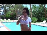 Peta Jensen - Petas Pool Time большие сиськи жопа упругая шикарная женщина девушка огромные дойки сосет попка секс порнозвезда