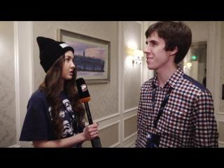 Флеш-интервью с Яном.