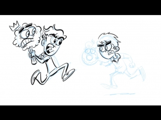 YouTubers in the Fairly OddParents Style 2 (PewDiePie, Jacksepticeye, Markiplier)