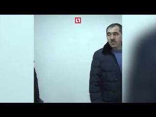 Глава Ингушетии проверил качество побелки спинами подрядчиков