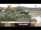 30 августа 2016  Мотострелки из Монголии прибыли в Россию на учения «Селенга-2016»