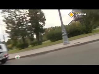 Главная Дорога Mercedes Gelandewagen 2009 Секунд Тест.mp4