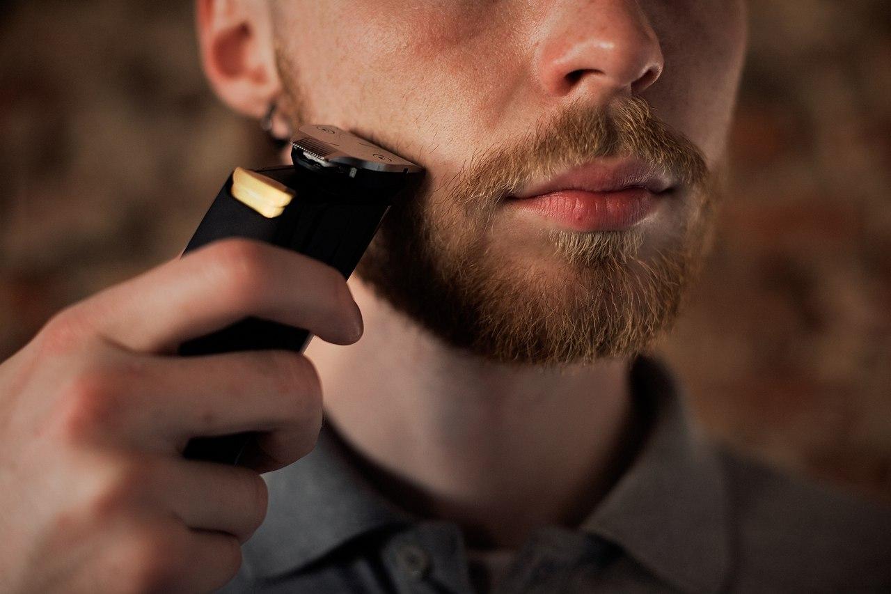 Придаем форму бороде в домашних условиях