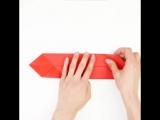 Top 5-Minute Crafts #63 Как сделать коробку оригами легко.