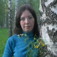 Анкета Виктория Кулакова