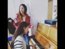 Love me again cover моя любимая Мариночка Бабаян аккомпанемент Мавиле Абкеримова