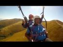 Полет с горы Гемба Боржава Карпаты 26 08 2016 GOPR4108