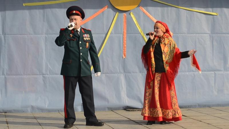 Юлия Гафнер и Иван Шевырев