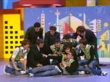 Пирамида - Музыкальный конкурс (КВН Премьер лига 2005. Вторая 1/4 финала)