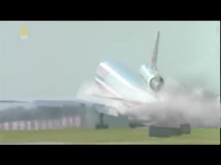 Секунды до катастрофы — Крушение самолета в Чикаго Документальные фильмы
