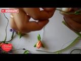 Мастер класс веночка из искусственных цветов - берем идею на заметку!