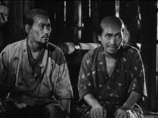 Семь самураев (1954, Япония). Наши девушки не устоят перед самураями
