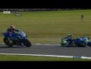 AustralianGP MotoGP RAC: падение Алейша Эспаргаро