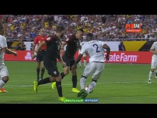США-Колумбия. Матч за 3-е место. Лучшие моменты.