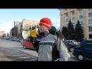 пікетували Свободи біля ХОДА виступаючи проти впровадження медичної реформи в Україні Ігор Швайка