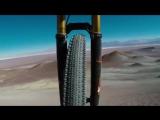 Спуск с горы на скорости 167 кмч Мировой рекорд «самый быстрый горный байкер» (M