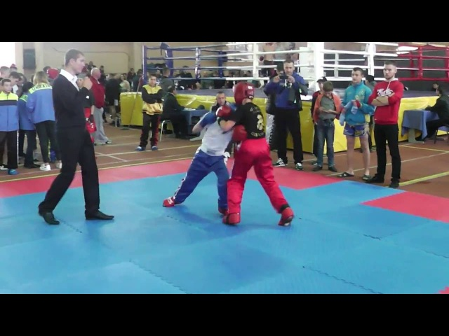Kickboxing (WTKA) Чемпионат ФСО Украины 2-е место Финал Лайт-контакт 29.09-02.10.2016 Харьков