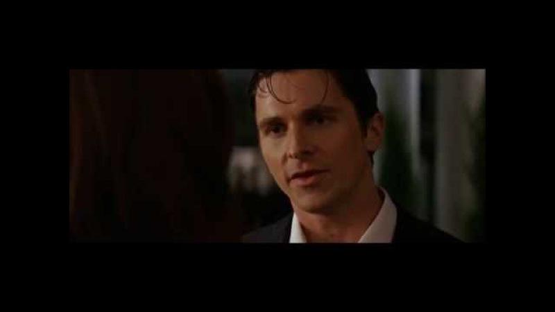 Бэтмен: Начало - о человеке судят по его поступкам