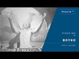 Boyko tech house @ Pioneer DJ TV Moscow