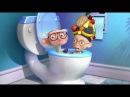 Мультфильм В гости к Робинсонам за минуту