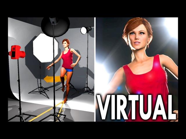 VIRTUAL Studio Photography (Learning, Planning): Set.a.Light 3D, Virtual Lighting Studio