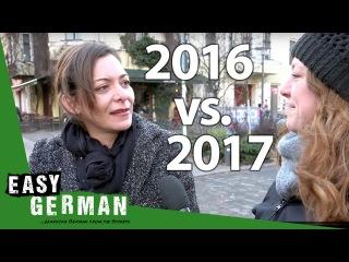 2016 vs. 2017   Easy German 176