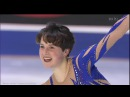 [HD] Irina Slutskaya - Culture 2000/2001 GPF - Round 1 Short Program イリーナ・スルツカヤ Ирина Слуцкая