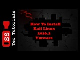 How To Install Kali Linux 2016.2 On Vmware Workstation With Full Screen (Latest) ✔