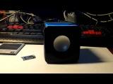 Самодельный переносной Бумбокс на GPD2846A MP3 модуле