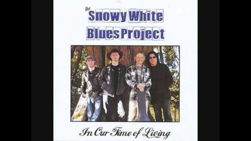 Red Wine Blues - Snowy White