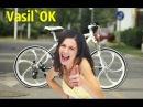 Ну очень крутой велосипед! - BMW X6 на литых дисках.Обзор.