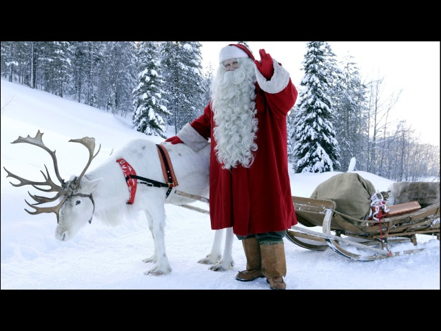 Dernières nouvelles sur les rennes du Père Noël en Laponie - Finlande Rovaniemi Papa Noël