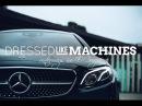Dressed Like Machines unterwegs im Mercedes E-Coupé
