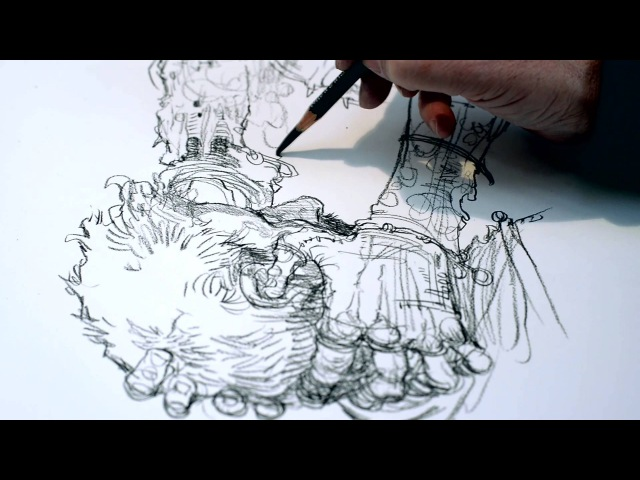 A Reading with Chris Riddell : Blood Honey