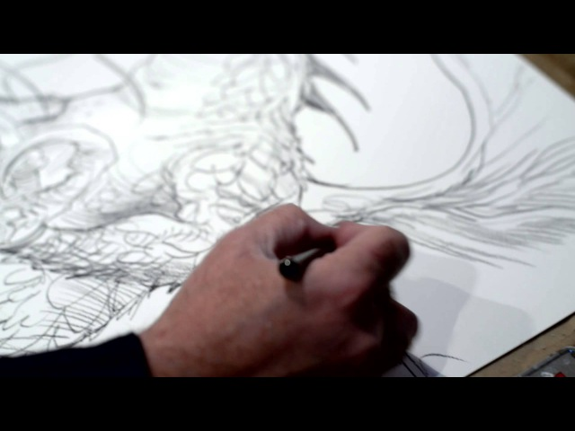 A Reading with Chris Riddell : Returner's Wealth