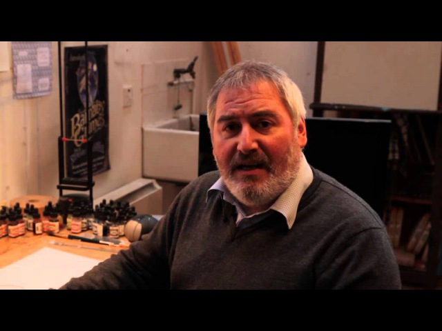 Chris Riddell raises a glass to Neil Gaiman and Fortunately, the Milk . . .