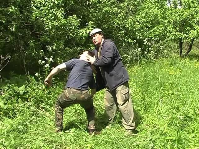 Казачий рукопашный бой - СКАРБ. фильм 8. Макаров С.С. 2006 г.