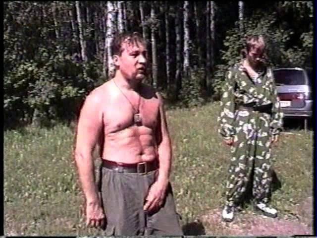 Казачий рукопашный бой - СКАРБ. Фильм 2 ч.1 Макаров С.С. 2003 г.
