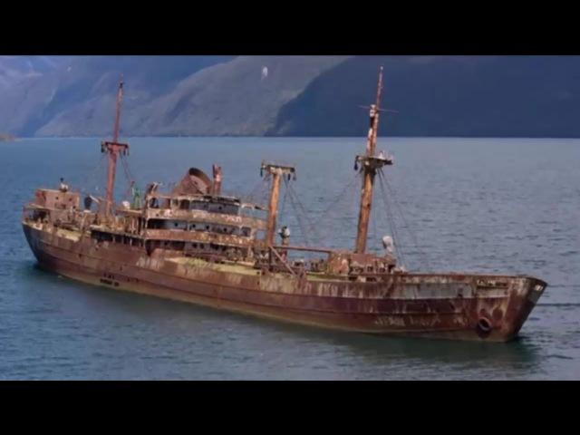 Корабль призрак вернулся из Бермудского треугольника
