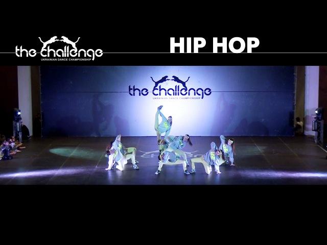 Hip Hop Crew Varsity | IDC Crew | The Challenge 2015