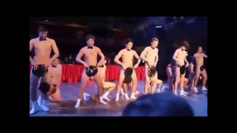Joke Male Strippers \ Прикол Мужской Стриптиз \ Funny The Full Monty