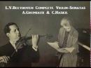 Complete Violin-Sonatas [ ] (1957)