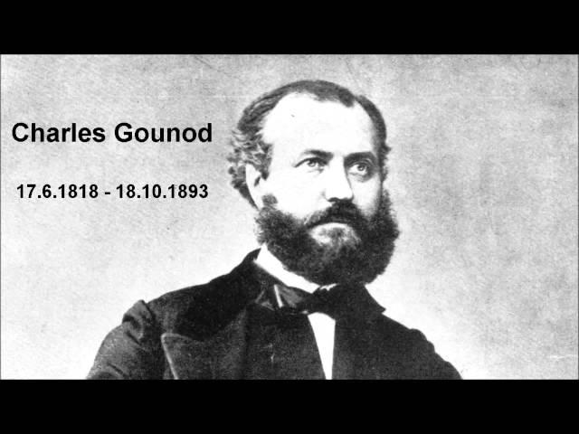 Gounod - Messe solennelle en l'honneur de Sainte-Cécile